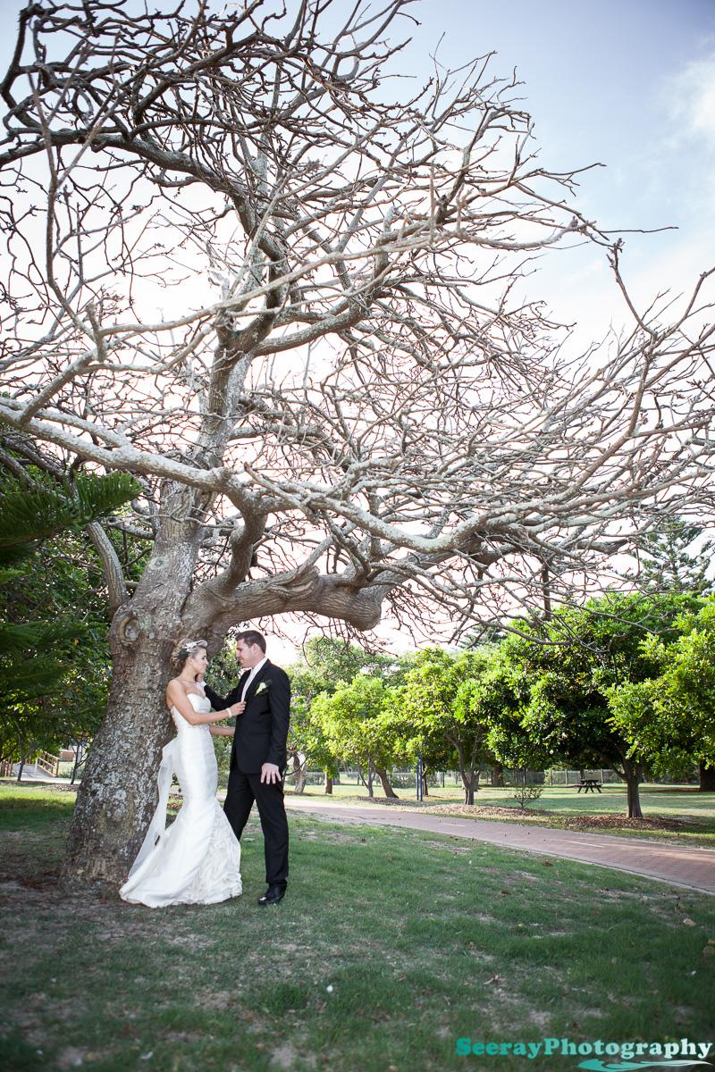 Wedding Photography - St George Yacht Club