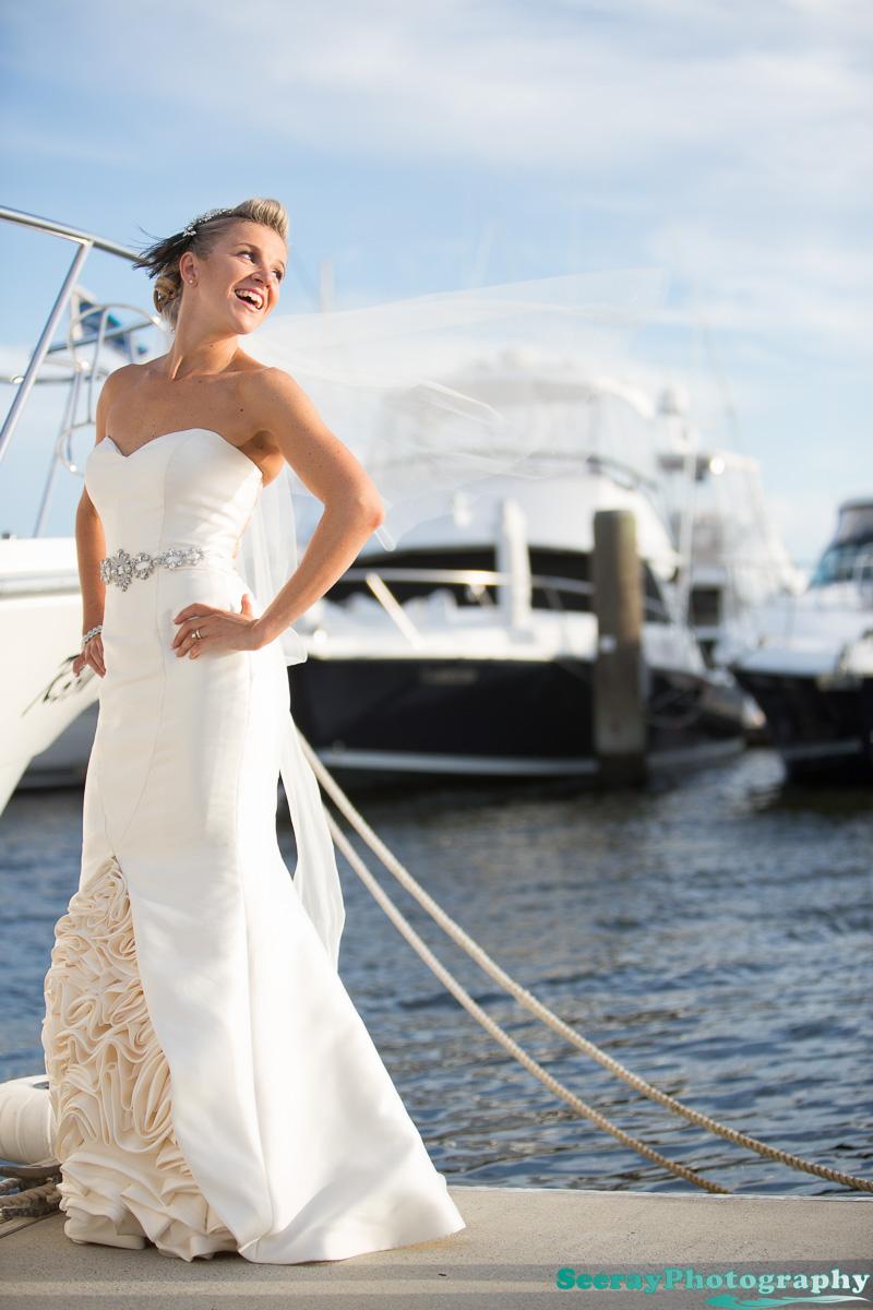 Wedding Photography - St George Motor Boat Club